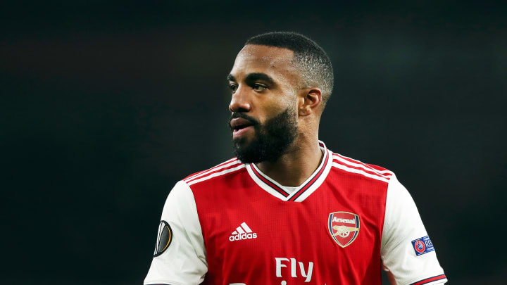 Arsenal Open to Alexandre Lacazette Sale to Juventus - Swap Deal Also  Possible
