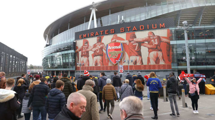 Arsenal FC v West Ham United - Premier League