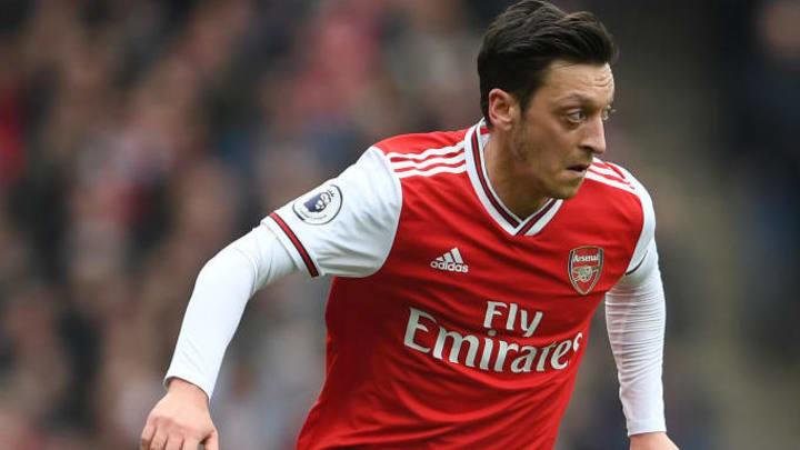 Mesut Ozil a trouvé un accord pour résilier son contrat.