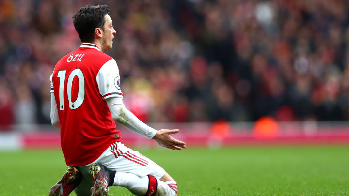 Schnappt sich Juve für ein halbes Jahr die Dienste von Mesut Özil? Das Gerücht im Check