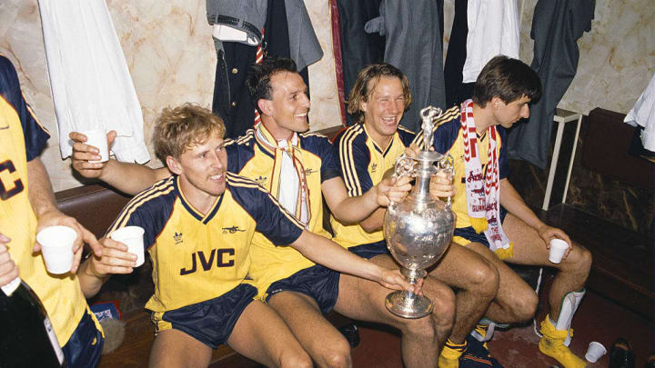 Arsenal snatched the title from under Liverpool's nose