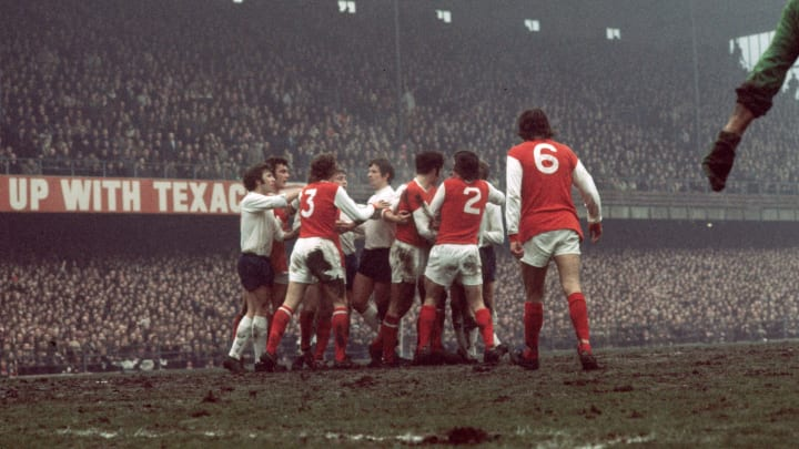 Arsenal Flare-Up