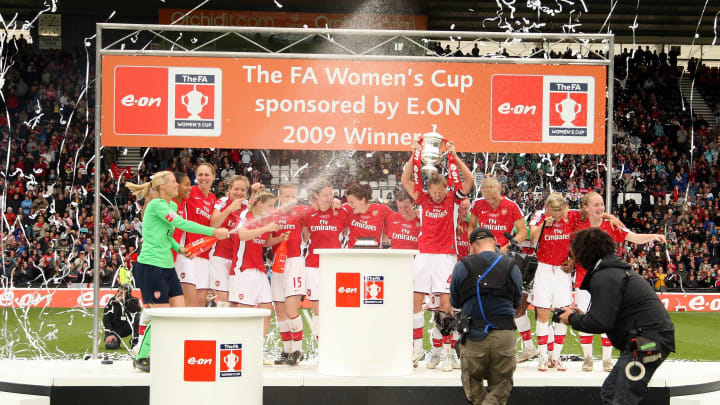 Arsenal LFC v Sunderland WFC - FA Women's Cup Final