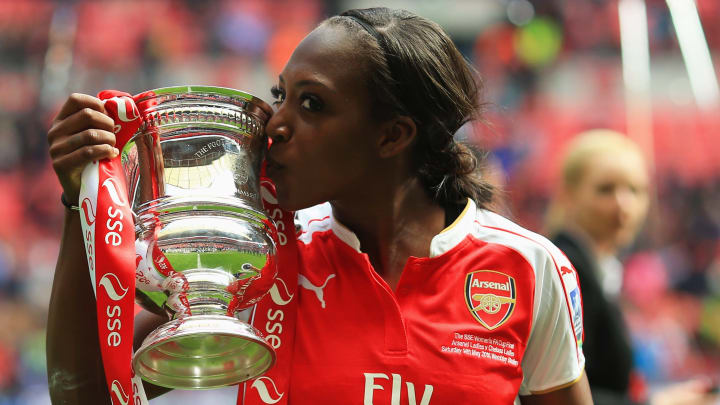 Danielle Carter to Depart Arsenal After 11 Years at the Club