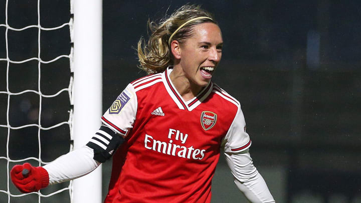 Celebrating 10 Years of Jordan Nobbs at Arsenal Women