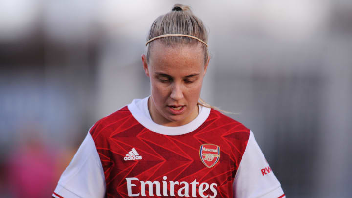 Beth Mead hasn't done enough to impress England coach Hege Riise