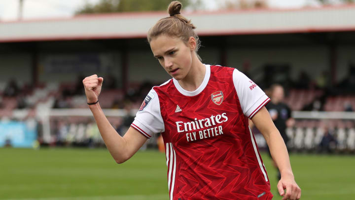 Miedema says Arsenal's style of play attracted her to the club
