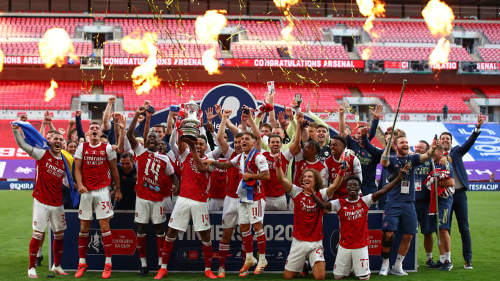 Arsenal were last season's biggest earners from the FA Cup