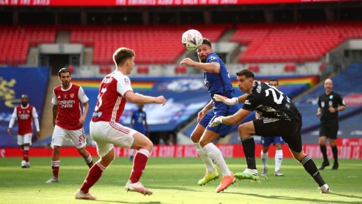 Arsenal vs Chelsea - FA Cup Final