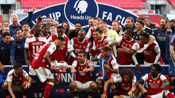 Rating Pemain Arsenal vs Chelsea - Final Piala FA 2019/20
