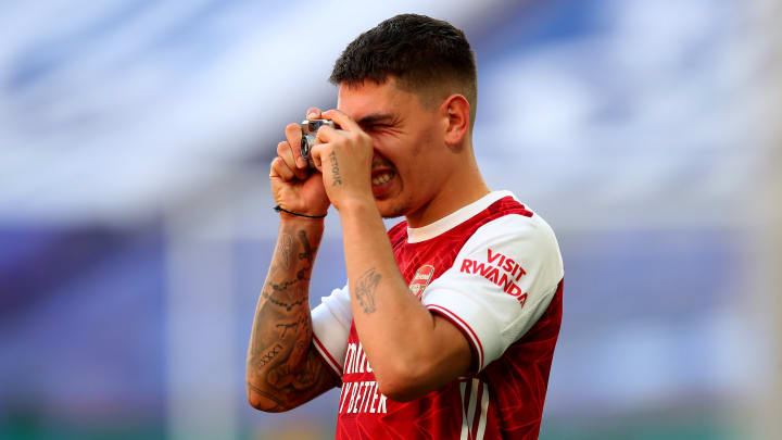 Hector Bellerin has been back to his best since the start of the 2020/21 season