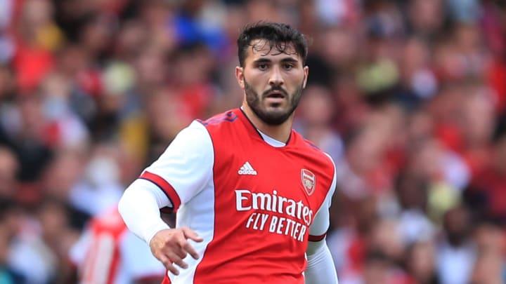 Sead Kolasinac wird den FC Arsenal im Sommer verlassen