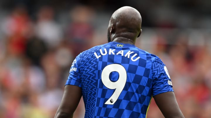 Romelu Lukaku is back at Chelsea