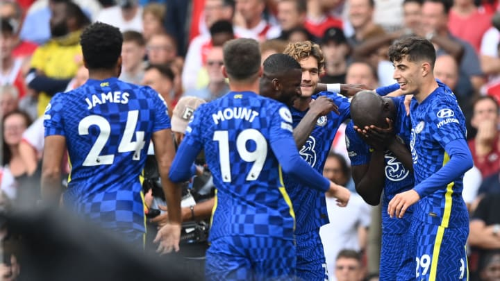 Chelsea face a difficult trip to Anfield