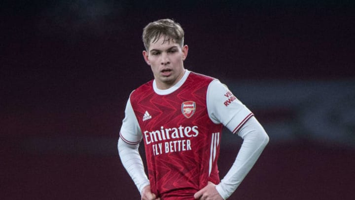 Emile Smith Rowe has provided two assists in his four Premier League appearances so far this season