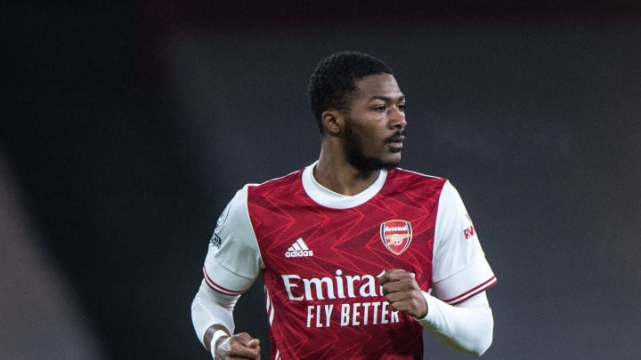 Ainsley Maitland-Niles has started less than 25% of Arsenal's Premier League games this season