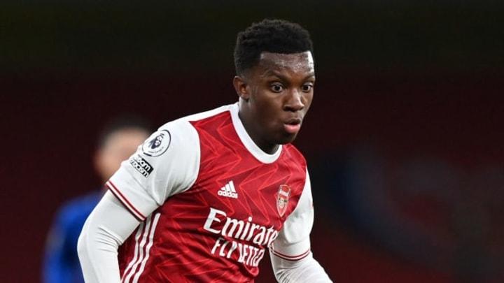 Eddie Nketiah has proven himself not good enough for Arsenal