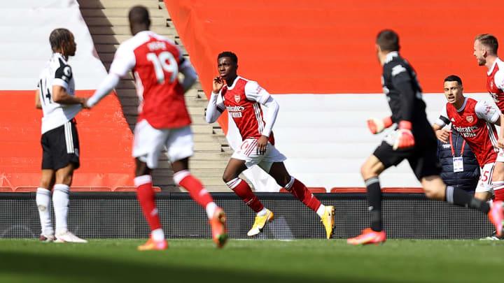 Arsenal 1-1 Fulham: Player ratings as late Eddie Nketiah strike rescues Gunners
