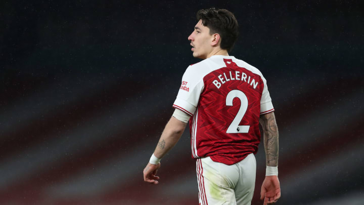 Bellerin has been with Arsenal since 2011