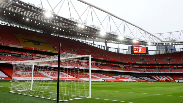 Arsenal's Emirates Stadium will play host to the match