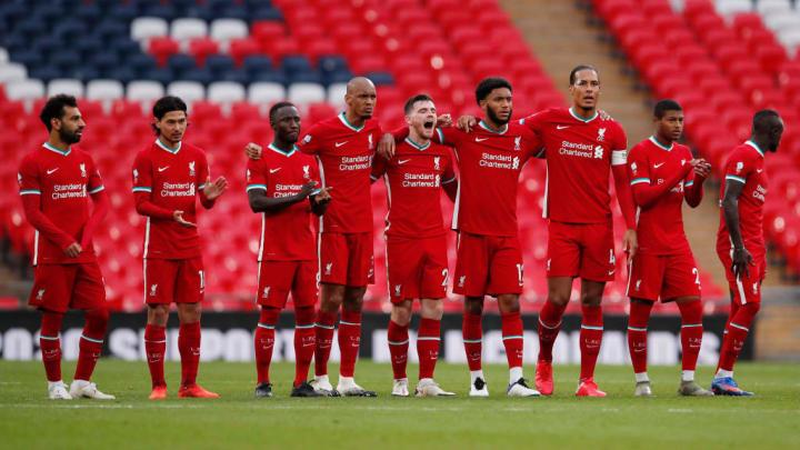 Arsenal v Liverpool - FA Community Shield