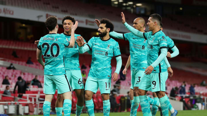 Arsenal 0-3 Liverpool: Player ratings as Jota inspires Reds to victory over Gunners