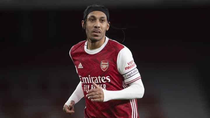 Pierre-Emerick Aubameyang ist mit Arsenal gegen die Tschechen der klare Favorit