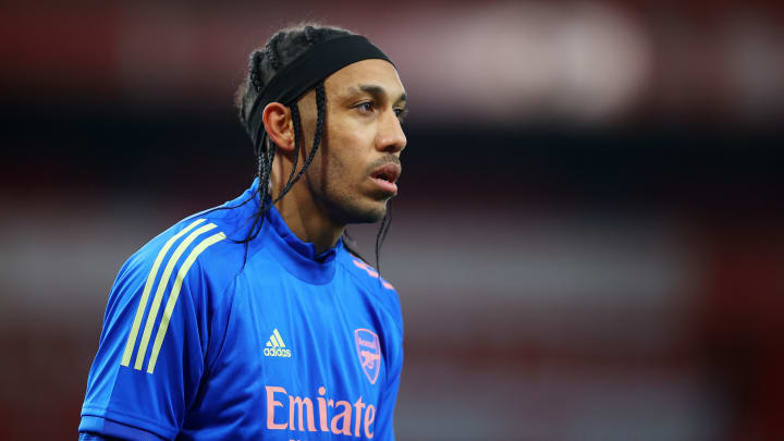 Aubameyang admits Arsenal must improve, quickly
