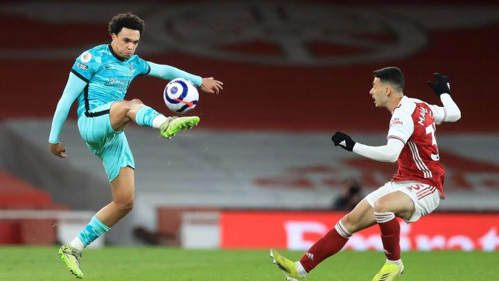 Gareth Southgate deserves some credit for Trent Alexander-Arnold's return to form