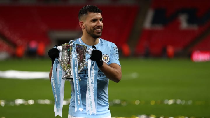 Agüero deixará o City ao final da temporada