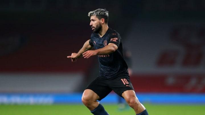 Manchester City sucht einen Ersatz für Sergio Agüero