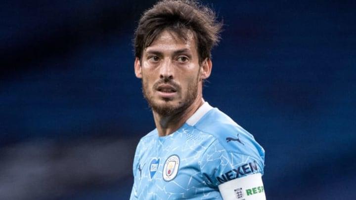 David Silva will depart City this summer