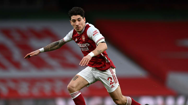 PSG are set to rekindle their interest in signing Hector Bellerin from Arsenal in the summer