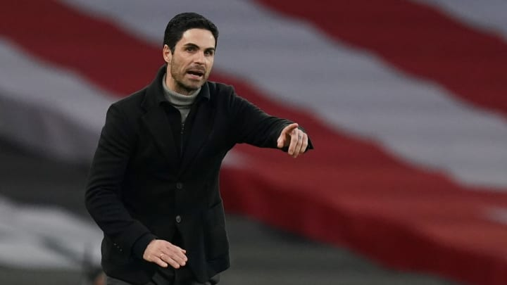 Mikel Arteta is already planning for the summer transfer window
