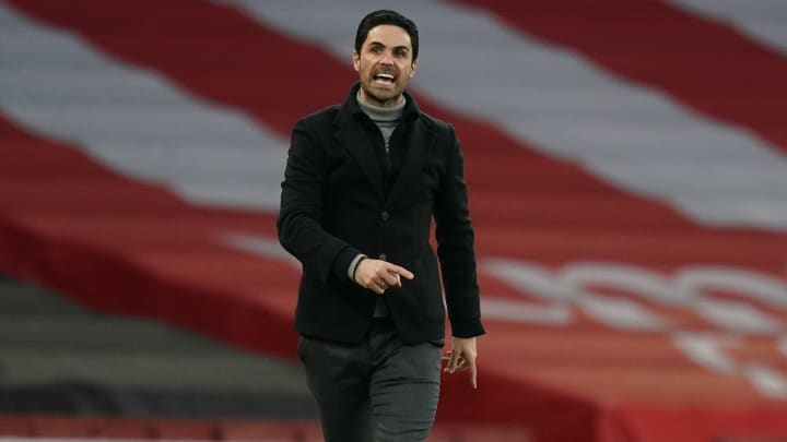 Mikel Arteta has been linked with the Barcelona job