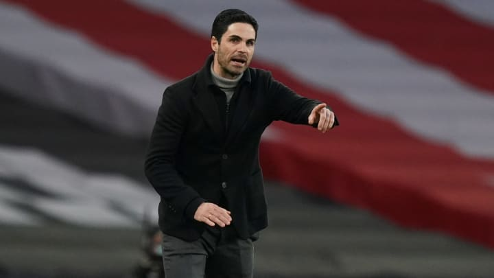 Mikel Arteta is on the shortlist at Barcelona