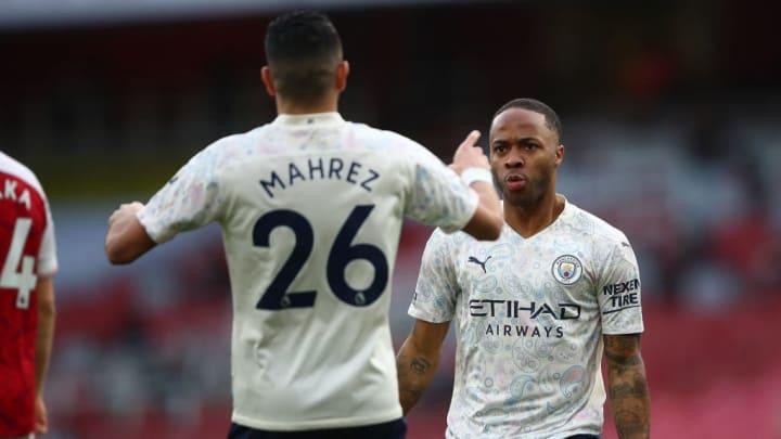 Sterling et Mahrez ensemble à Arsenal ?