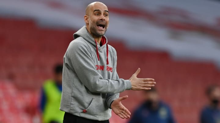Pep Guardiola will want to keep Man City's winning streak going