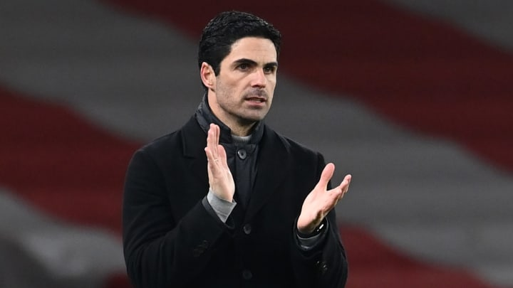 Mikel Arteta has caught the attention of Barcelona