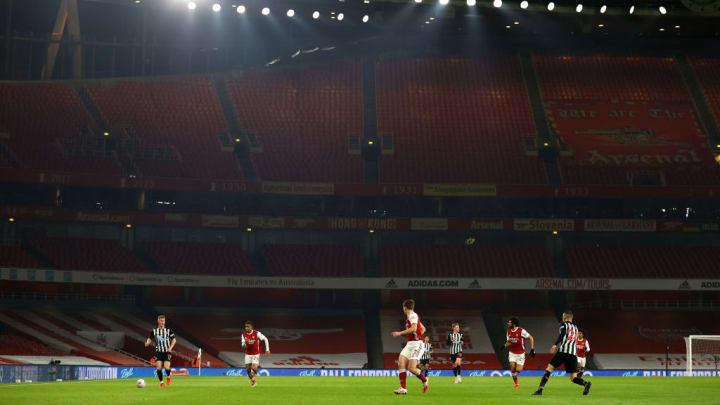 Arsenal v Newcastle United - Putaran Ketiga Piala FA