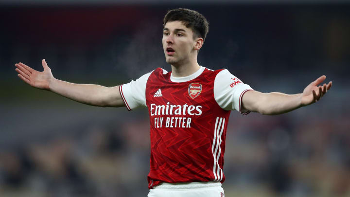 Tierney was left out of Arsenal's squad on Thursday