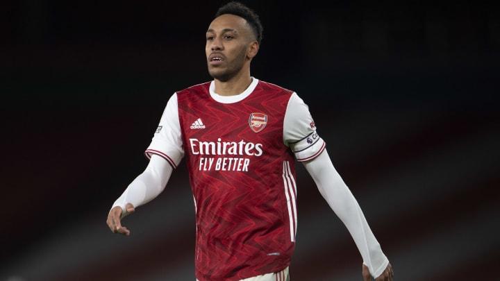 Pierre-Emerick Aubameyang could return against Wolves