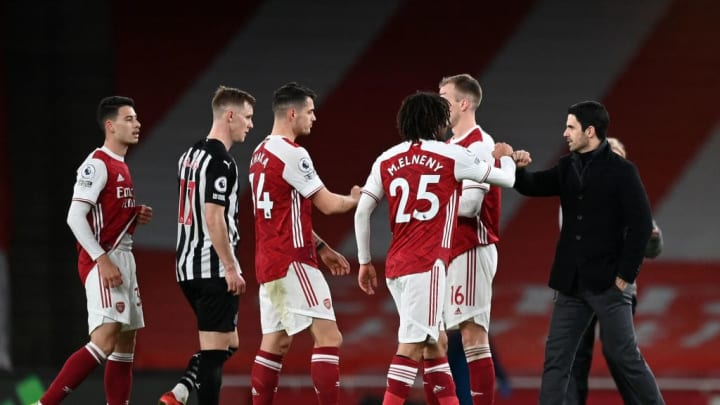 Arsenal have been in fine-form of late, winning four of their last five in the league as well as their FA Cup tie versus Newcastle