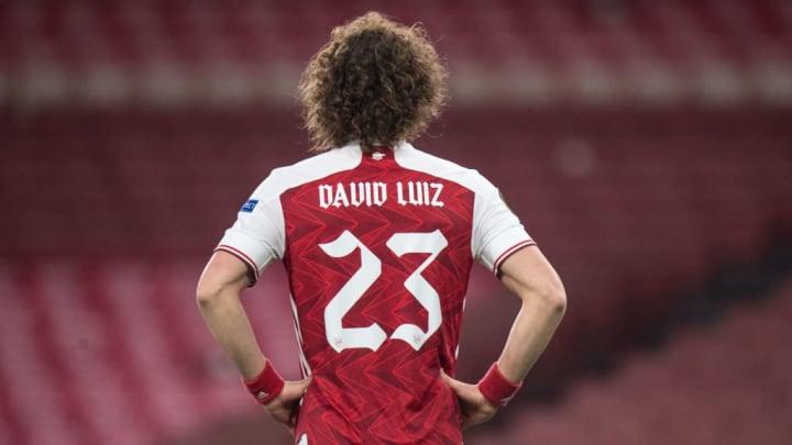 David Luiz Flamengo  Mercado