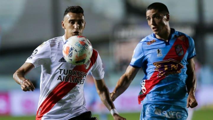 Matias Suarez, Nicolas Castro