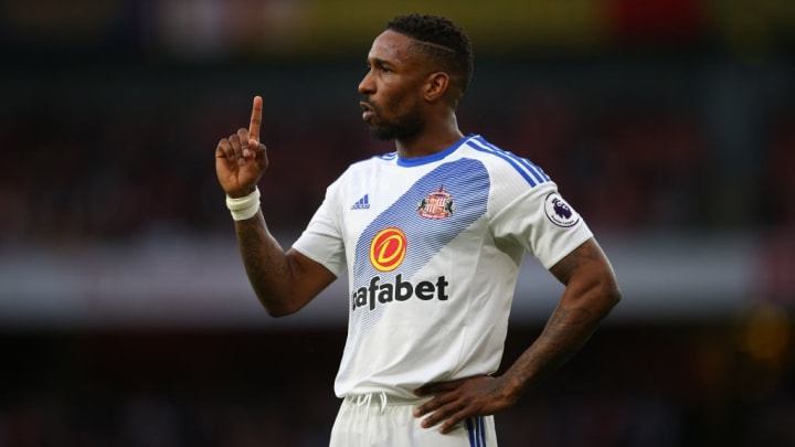 Jermain Defoe was powerless to prevent a shambolic Sunderland side being relegated