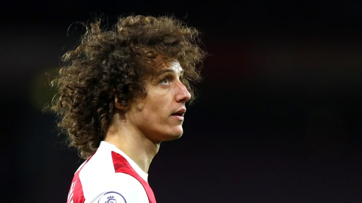 David Luiz is bringing a two-year stint in north London to an end