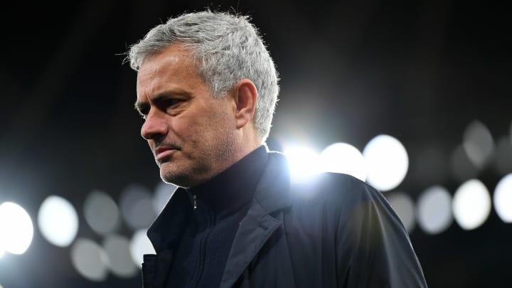 Mourinho a été remercié par Tottenham ce lundi