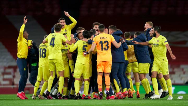 Arsenal v Villareal CF - UEFA Europa League Semi Final: Leg Two