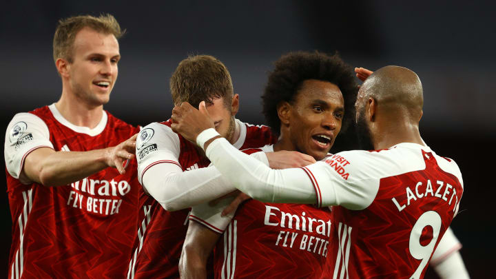 Arsenal fans were due a smile after their performance on Thursday